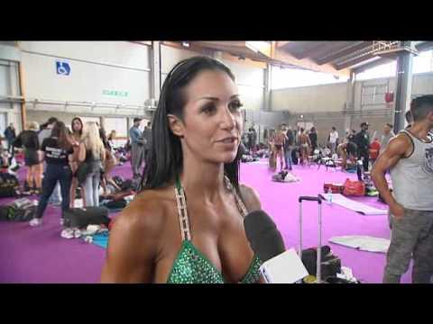 Des muscles version XXL au Top de Colmar