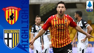 Benevento 2-2 Parma | Last Minute Finish Sees Points Shared! | Serie A TIM