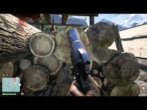Far Cry 4 - Outpost Takeover - Fire Only