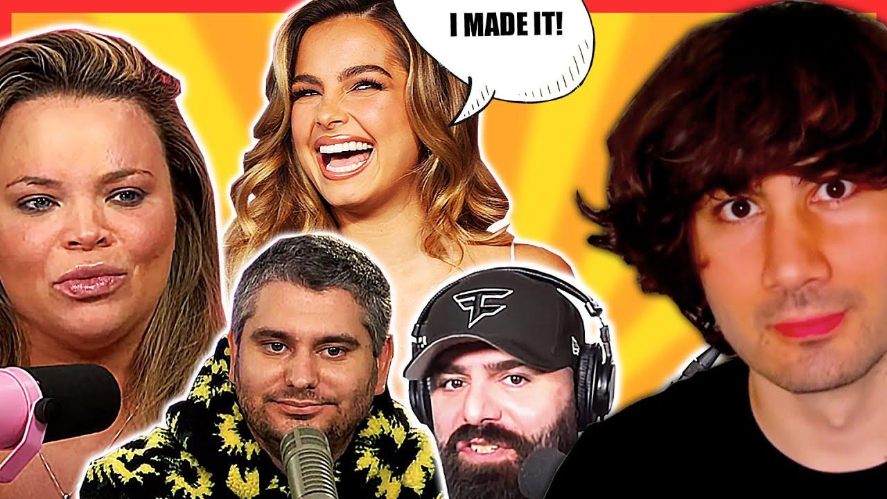 Trisha Paytas SAYS THEY'RE NOT LYING, Ethan Klein CLAPS BACK,  Keemstar CREEPY TWEET, Met Gala ROAST
