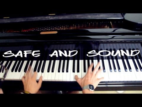 """Safe And Sound"" - Capital Cities (HD Piano Cover) - Costantino Carrara"
