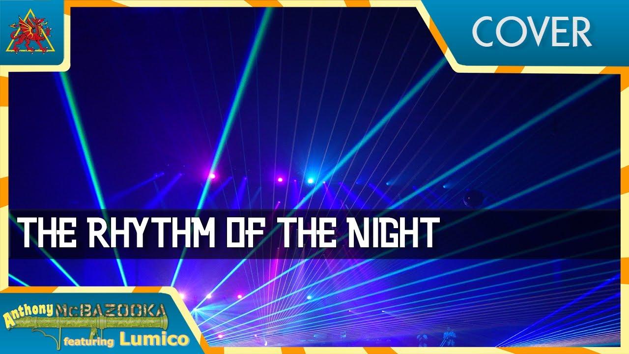 Teddy Boy – The Rhythm of the Night (Modern Eurobeat cover by Anthony McBazooka & Lumico)