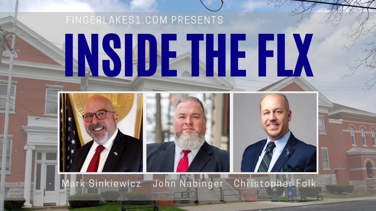 INSIDE THE FLX: Sinkiewicz, Nabinger, and Folk challenge to be next Seneca County District Attorney