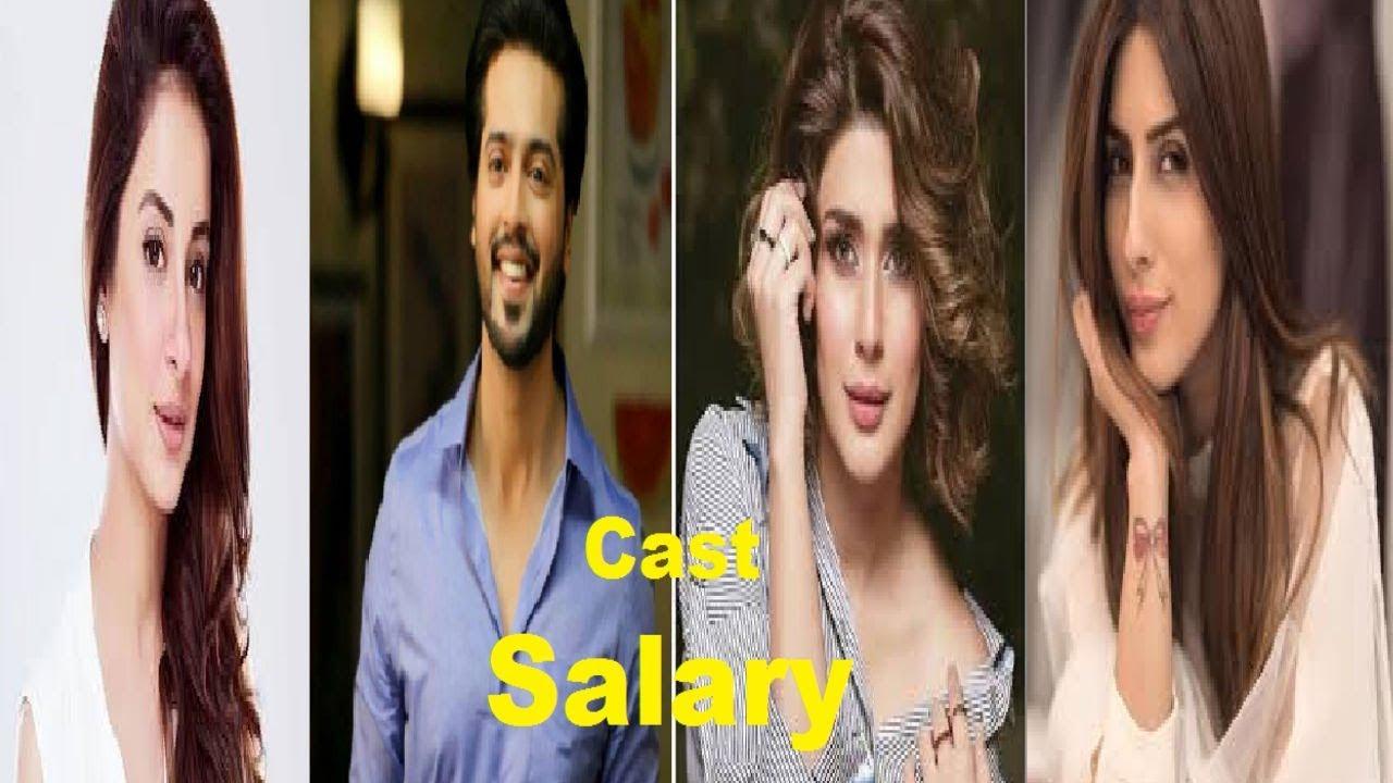 Jawani Phir Nahi Ani 2 - Cast Salary | Fahad Mustafa | Kubra Khan | Mawra  Hocane