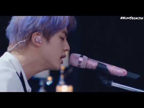 Epiphany - BTS Jin Live Video (World Tour : Love Yourself)