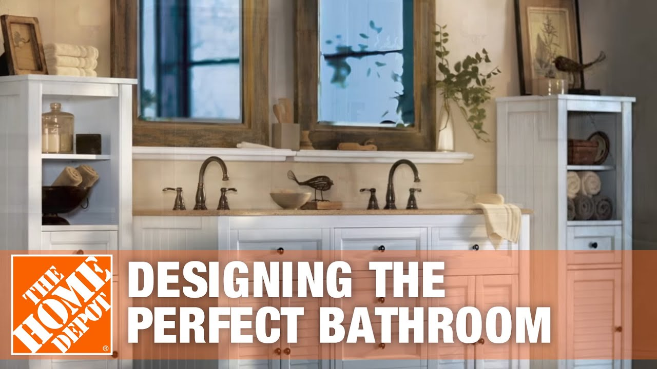 Design Tips: Designing the Perfect Bathroom | The Home ...
