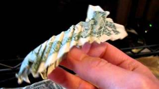 Fail Origami Koi Dollar