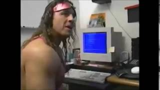 Bret Hart - You're dereferencing a null pointer!