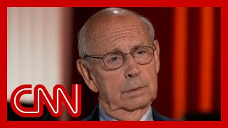 Supreme Court Justice Breyer on retirement pressure: People say mean things