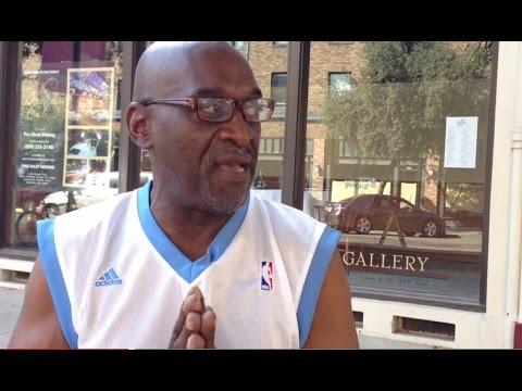 Fresno Famous: Shoe Shiner Karl Johnson