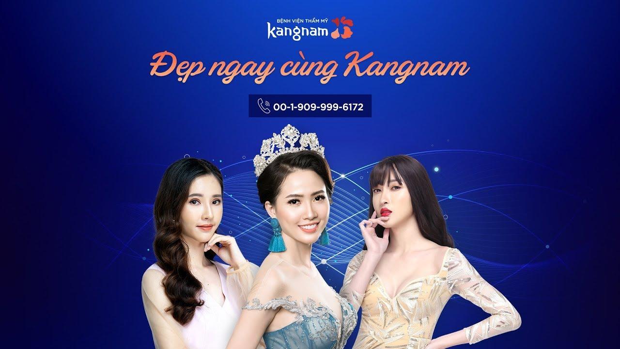 KANGNAM – Địa chỉ thẩm mỹ tin cậy cho người Việt Hải Ngoại