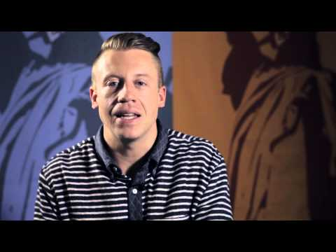 Macklemore Discusses 'Same Love'