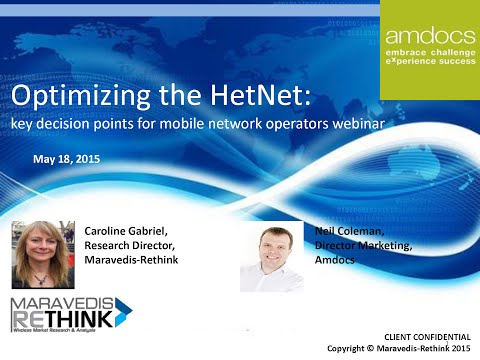 Optimizing the HetNet: Key decision points for mobile network operators