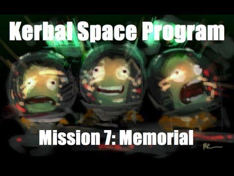 Jef Space Program - Mission 7 (Scientific Advancements & Memorial Duty)
