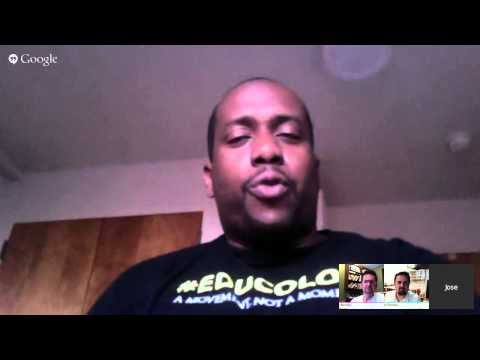 EduColor with Activist Jose Vilson