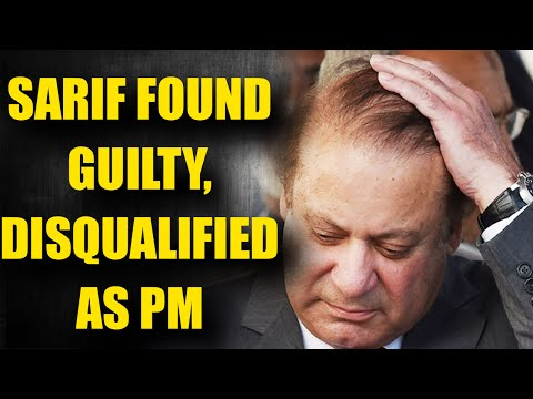 Nawaz Sharif found guilty in Panama Paper Case, disqualified as PM | Oneindia News