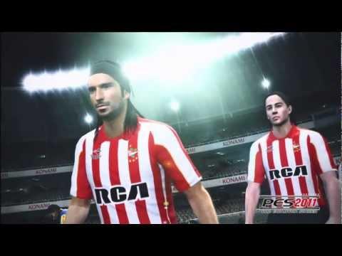 Pro Evolution Soccer (PES) 2012 Full Official Trailer HD