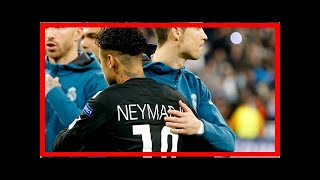 Breaking News   PSG Transfer News: Neymar Reportedly Wants to Play with Cristiano Ronaldo