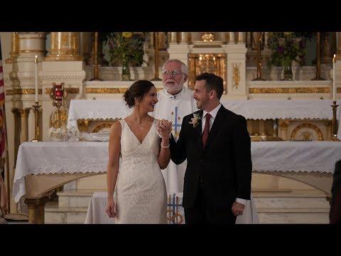 Sarah + Adam | Wedding Ceremony | Downtown Kansas City Missouri