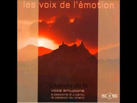 Citadella da fà - Les Voix De L'émotion