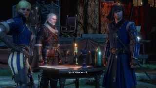 Ведьмак 3 - Дела государственной важности или убийство Радовида и Дийкстры
