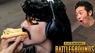 DrDisRespect's Wife Hilarious Stream Moment and Funny Moments on PUBG!