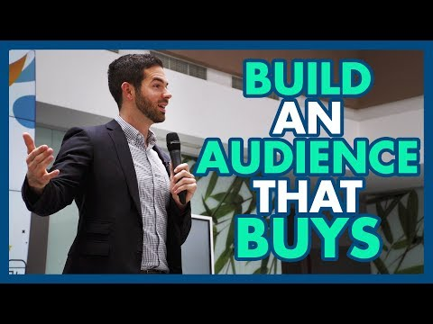 How To Build An Audience Of Buyers: The Easy And Profitable Strategy To Launch Products