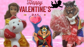 Belle's Valentine's Day. Beauty and the Beast love story, Dollarama haul,Valentine's Day gifts Ideas