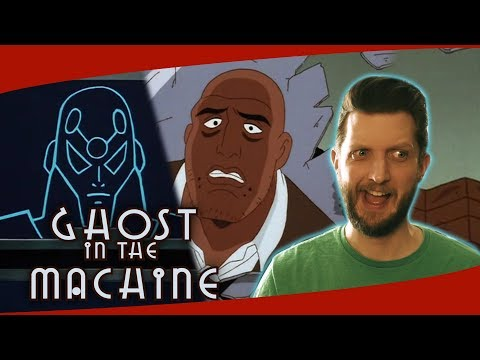 Ghost in the Machine Superman the Animated Series Review
