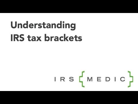 Understanding IRS Tax Brackets