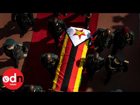 State Funeral Takes Place for Zimbabwe's Former President Robert Mugabe