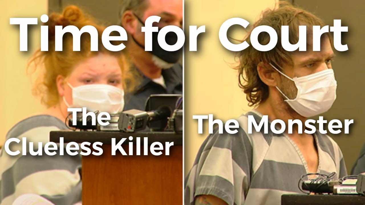 Download Full Unedited Pre Polygraph Text of Brittany Gosney's and James Hamilton Court Appearances