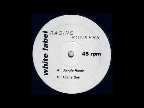 Raging Rockers - Jungle Radio