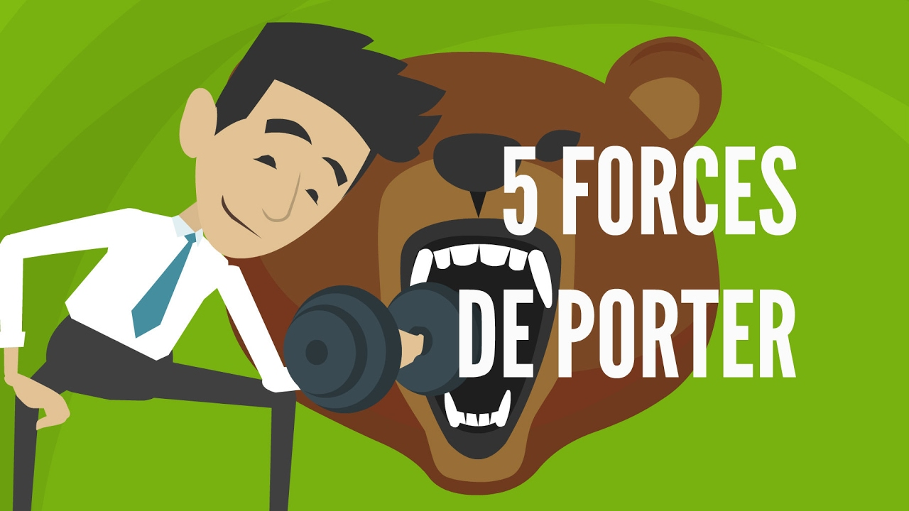 Les 5 forces de porter youtube - Les forces concurrentielles de porter ...