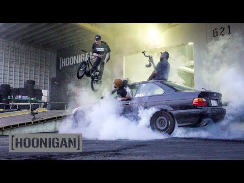 [HOONIGAN] Daily Transmission 010: Burnouts and BMX Jam. EXTREME!