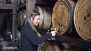 Bourbon Master Taster for Brown-Forman: Marianne Barnes