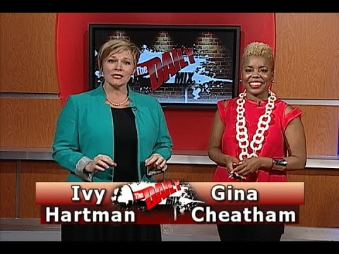 The Daily Mix: Ivy Hartman and Gina Cheatham (May 17, 2016)