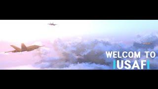 ARMA3 USAF TEAM F-15E 세이버 편대 [적 FOB 무력화][PC]