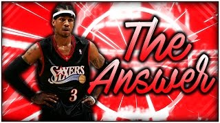 amethyst allen iverson breaking ankles sickest crossovers in the game nba 2k17 myteam ps4 gameplay