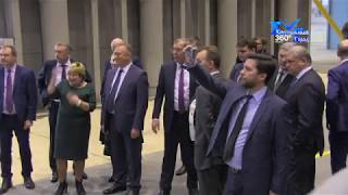 Губернатор Владимирской области Светлана Орлова посетила завод Гусар