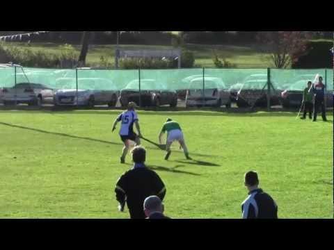 Nenagh Eire Og Toomevara North Tipperary Minor hurling semi 2012