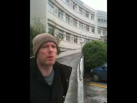 Tuina Therapy Ireland  Touch Tuina - Study Tour Hospital - Hangzhou