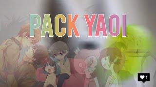 PACK YAOI  ♥ PEDIDO