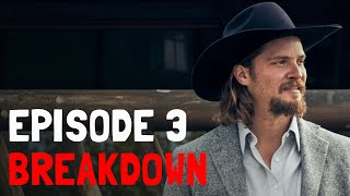 Yellowstone Season 3 Episode 3 - REVIEW AND RECAP