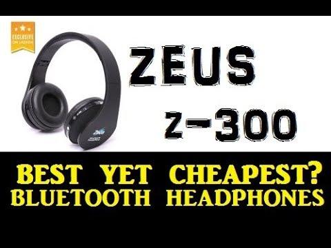 76c4e34d1c2 LAZADA UNBOX! Zeus Z-300 : Best Headphones for the Price? - YouTube