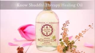 Shuddhi Therapy Healing Oil 2 mins