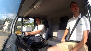 HGV Training - Learning to Reverse with Easy As HGV