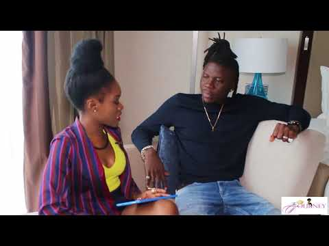 FULL INTERVIEW - The Journey Exclusive with Stonebwoy
