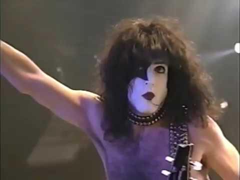 Kiss 'Love Gun' Live At Madison Square Garden Reunion Tour 1996