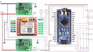 SIM800L and Arduino NANO - Security system